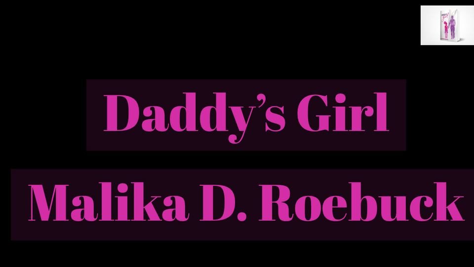 Daddy's Girl the book promotional video
