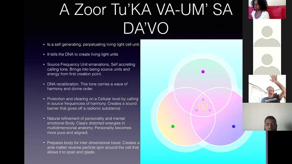 Cosmic Training Part 3 class 1