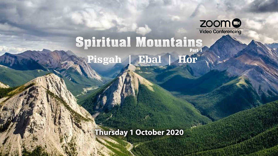 Spiritual Mountains Pt1
