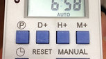 How to clear a preset time on your Hensafe timer