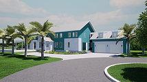 Jeff Tucker's Modern Green Village - Warehouse Model