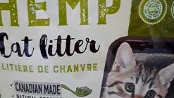 100% Hemp Cat Litter
