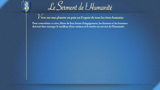 2e Rencontre le Serment de l'Humanité© : Sciences - Traditions - Philosophies
