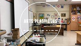 Locaux d'arts plastiques - Primaire et secondaire
