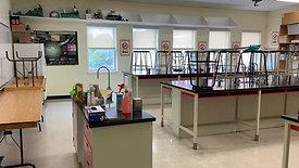 Local de sciences - Secondaire