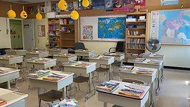Classes au primaire