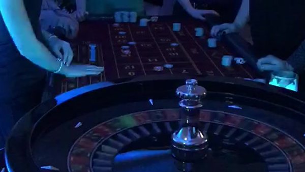 View our stunning roulette table