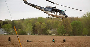 Spring Camporee 2018 Helicopter