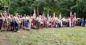 Camp Rotary 2018          Troop 528