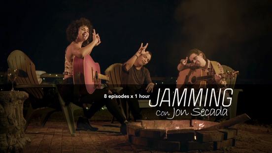 Jamming w/Jon Secada