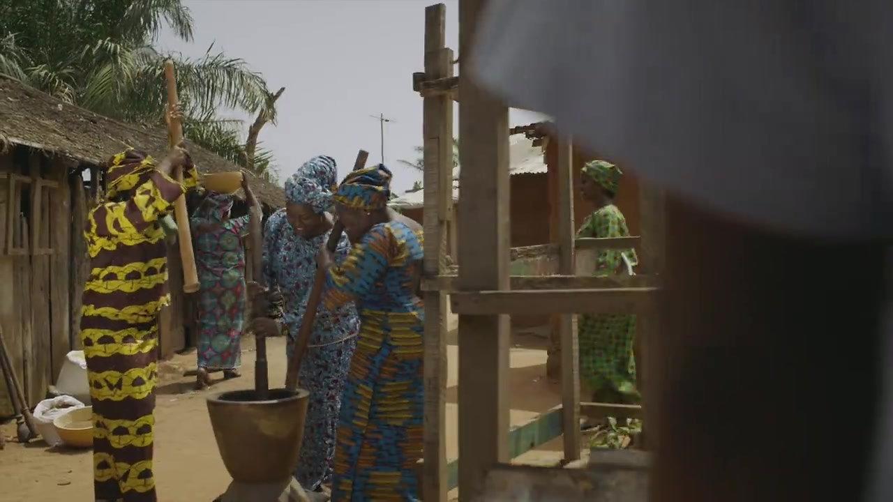 Campagne de lancement du bouillon culinaire Bongou