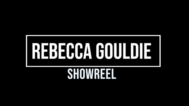 Rebecca Gouldie Showreel