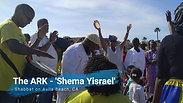 Shabbat at Avila Beach, CA