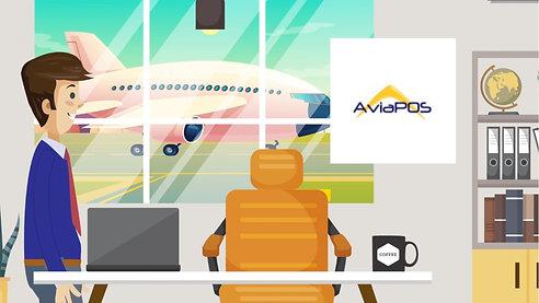 AviaPOS, how it works!