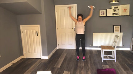 10 Minute, Low Impact Hiit Workout