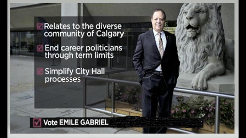 Emile Gabriel Bio
