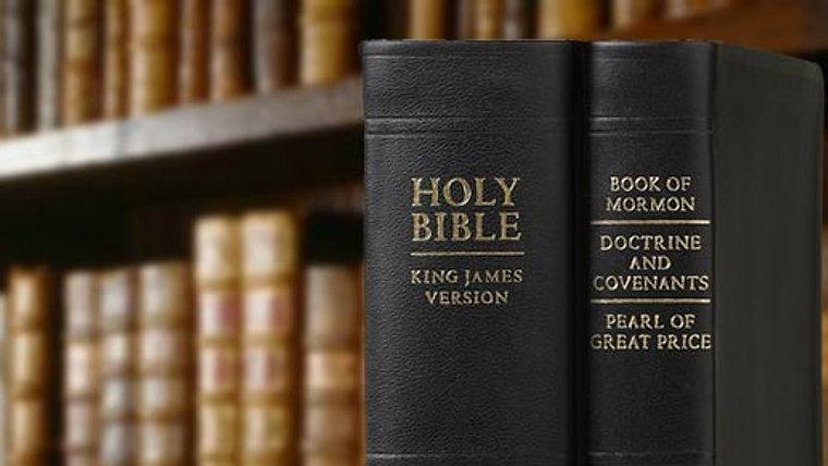 Mormonism Series - Pastor Chris