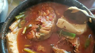 Pollack Fish Stew | 동태찌개