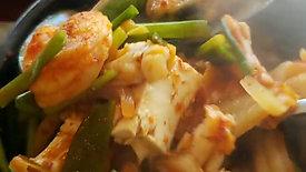 Heamul Kimchi Stew | 해물김치찌개