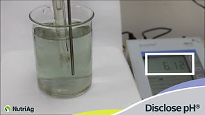 Disclose pH