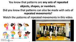 Exercise Patterns Kindergarten Tuesday (1)
