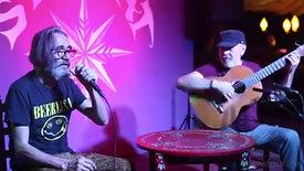 Chico Ocaña (Mártires del Compás) y Rafael Rodríguez 'El Cabeza'