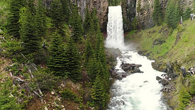 Oregon Waterfall Hunting