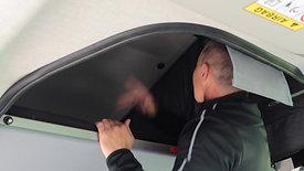 Nissan Dach aufmachen und schliessen