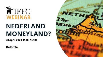Webinar Nederland Moneyland 23 April 2020