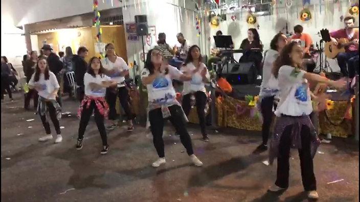 Louvor/Música/Dança - Quermesse 2019