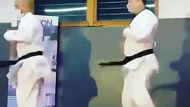 Cours ZOOM Tae Kwon Do