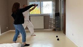 Chez soi : Karate enfant pour rester en forme