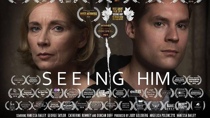Seeing Him
