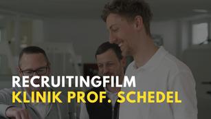 Recruitingfilm Klinik Prof. Schedel