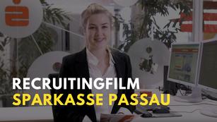 Recruitingfilm Sparkasse