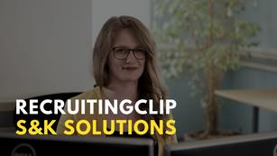 Recruitingclip S&K Solutions