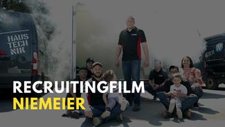 Recruitingfilm Niemeier