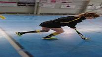 hockey en salle féminin