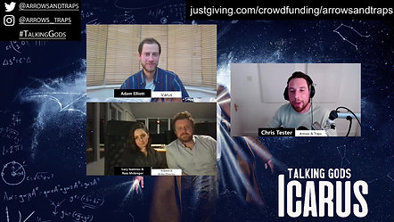 Talking Gods - Icarus - Livestream Q&A