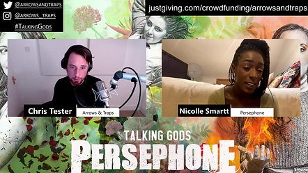 Talking Gods - Persephone - Livestream Q&A