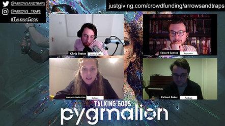 Talking Gods - Aphrodite & Pygmalion Q&A
