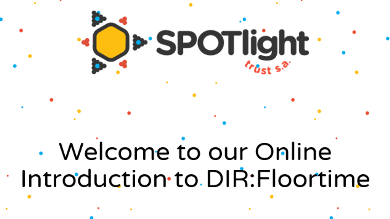 Welcome to SPOTLight Trust Online Series