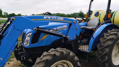 Ottawa Food Bank — Tractor Naming Contest