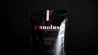 Granolust — Trust the Lust Ad