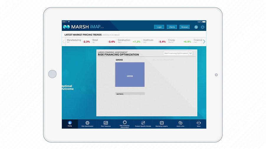 Marsh ClientHub