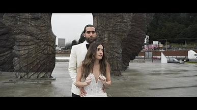 Margot + Matias [Trash the Dress]