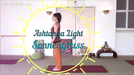 Ashtanga Light Sonnengruß