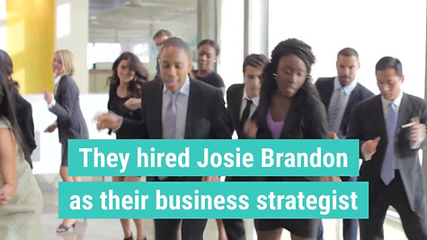 CEO's Celebrate Overcoming Obstacles With Josie Brandon Quantum Business Strategist