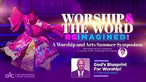 God's Blueprint For Worship