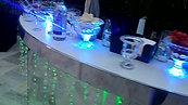 Circus Bartenders balcão cristal sao sebastiao